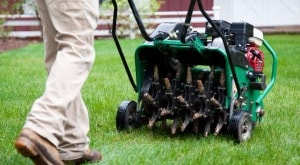 Core Aeration Services Near Bridgewater, New Jersey